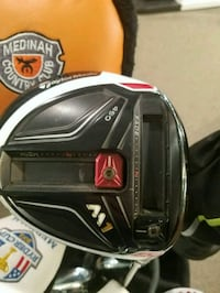 black and white TaylorMade golf club Vernon Hills, 60061