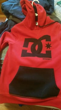 Used dc hoodie size small sp Bellevue, 68005