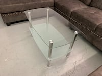 Brand new tempered glass coffee table warehouse sale  多伦多, M1P 5E4