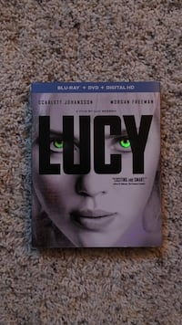 Lucy (Blu-ray disc only) Lee's Summit, 64064