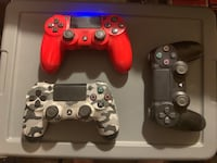 2 PlayStation 4 Consoles with 3 Controllers and Games!! Albuquerque, 87123