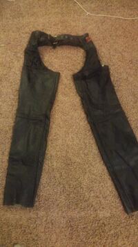 Leather chaps Avoca, 51521