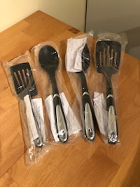 Pampered Chef Spoons and Spatulas  Delta, V4E 2Z5