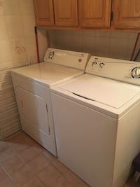 Washer dryer and stove Montreal, H1P 2L6