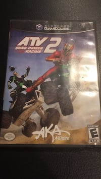 ATV 2 Quad Power Racing for GameCube Fallston, 21047