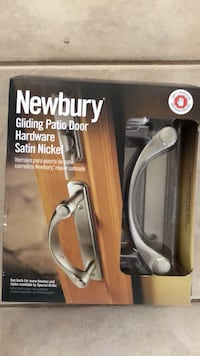 andersen newbury gliding patio door hardware satin nickel West Babylon, 11704