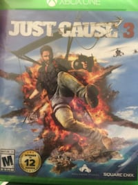 NEW Just Cause 3 for Xbox One Tampa, 33613