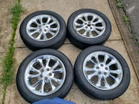 Tires & Rim... Set of 4 Uniontown