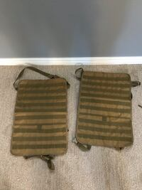 Pair of vehicle molle panels for seats  Colorado Springs, 80920