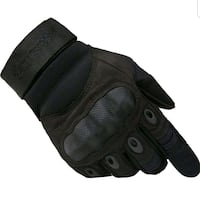 New. Armored military hard knuckle tactical gloves Oshawa, L1H 3L5