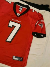 Michael Vick Atlanta Falcons red medium size jerse Winnipeg, R3B 3C3