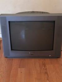 black and gray CRT TV Vallejo, 94591
