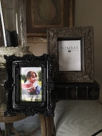 """Two new picture frames size 4"""" by 6"""" for 15.00"""