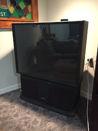 Free projection TV