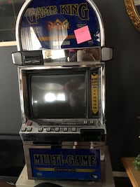 Wheel of fortune and game king multi game keno machine Los Angeles, 90013
