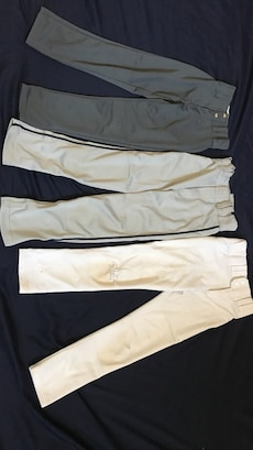 Boy's baseball pants youth xs/s