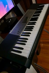 Keyboard CASIO LK-165