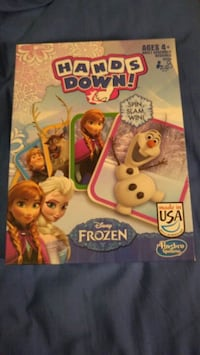 Like new condition, barely played Disney Frozen Ha Pickerington, 43147