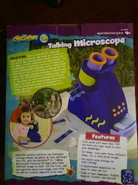 Talking microscope Middletown, 45042