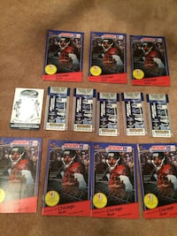 Chicago Rush Arena Football Inaugural Game tickets