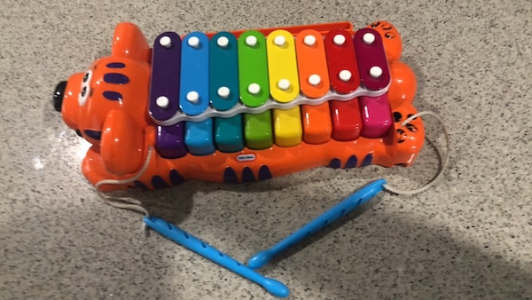 Little tikes xylophone and piano