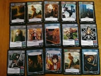 Anime Cards (Attack On titan game cards) Oakland