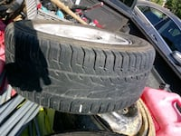 Tires used firestone i have 2 both hold air Frederick