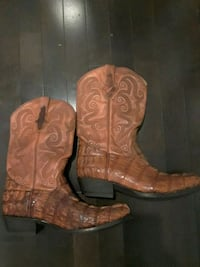 Cowboy boots - Pecos Bill size 10ee