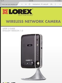 Security Wireless Camera