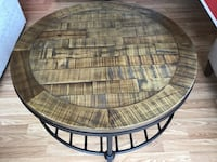 New Wooden Top Coffee Table  Virginia Beach, 23462