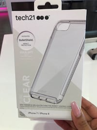 Tech 21 iphone 7/8 case Crown Point, 46307