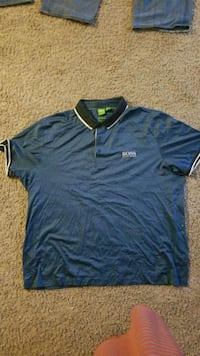 blue Nike crew-neck shirt Fort Washington, 20744