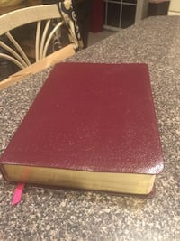 The Life Recovery Bible, NEW  Burgundy Leather