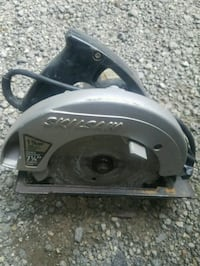 Circular saw ...make offer. North Bloomfield, 44450
