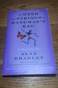 Book: The Weed That Strings The Hangman's Bag