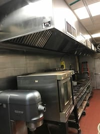 Restaurant hood pizza hood kitchen hood Middletown, 10940