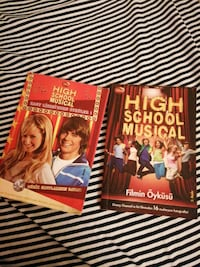 High school musical Kitap Disney