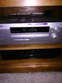 Amazing Deal!!! Pioneer Receiver with matching DvD Player Edmonton, T6J 5K5