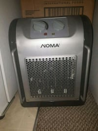 noma heater with 3 heat settings  Victoria, V8R 4N2