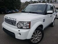 2012 Land Rover LR4 HSE LUX 4x4 4dr SUV Tallahassee, 32304