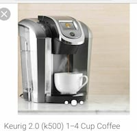 K2.0-K500 WR Keurig Dallas, 30157