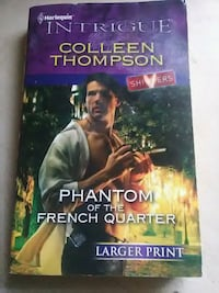 Phantom of the french quarter by colleen thompson Titusville, 16354