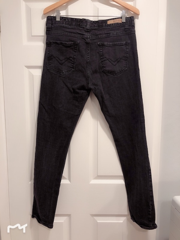 Ck woman's pants jeans size 2 denim Calvin klein 1