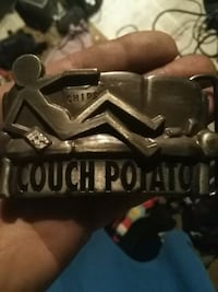grey couch potato ornament San Antonio, 78223