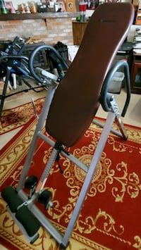 Exerpeudic Therapeutic Fitness Inversion Table