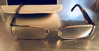 VERSACE Tortoiseshell Reading Glasses With CRYSTAL Detail And CASE • $15 FIRM! Winnipeg