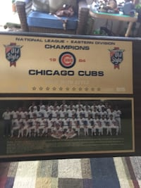 Chicago cubs  High Point, 27265