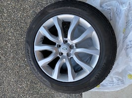 "20"" LAND ROVER DISCOVERY WINTER TIRE SET"