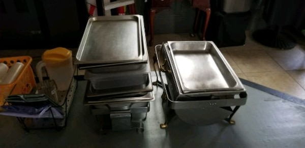 Catering, wedding, restaurant equipment Everything goes!!  fc88548d-5046-4801-ab66-4470880d983e