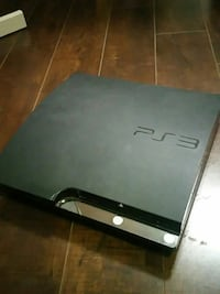 Ps3 slim 160gb as is